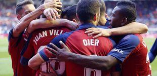 Post de Osasuna - Sevilla: horario y dónde ver en TV y 'online' La Liga