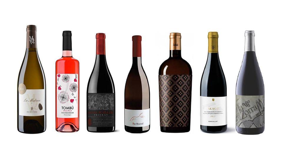 Las diez variedades poco habituales de vinos