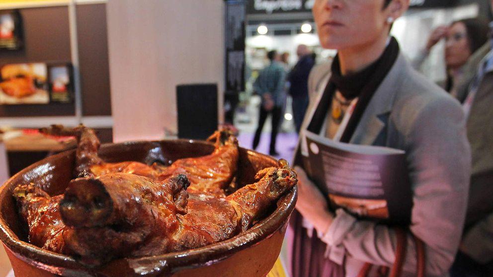 Más carne y menos pescado en las mesas de la Navidad de la crisis
