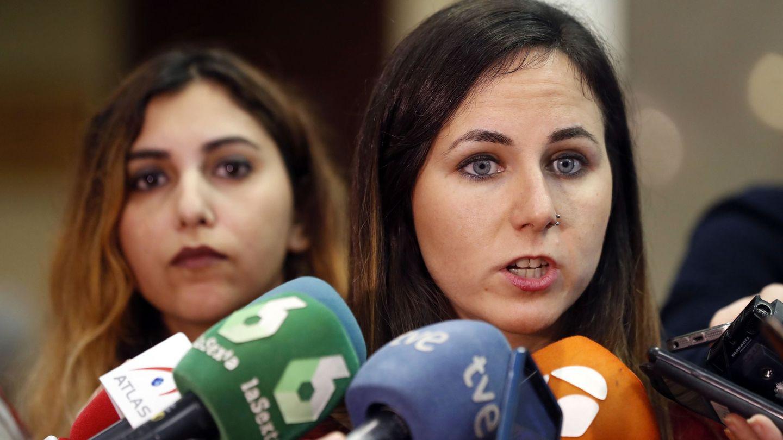 Bousselham fue responsable del Area de Migraciones de Podemos en 2019. (EFE)