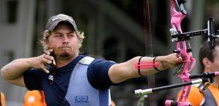 Post de El arquero olímpico que parece gemelo de Leonardo DiCaprio