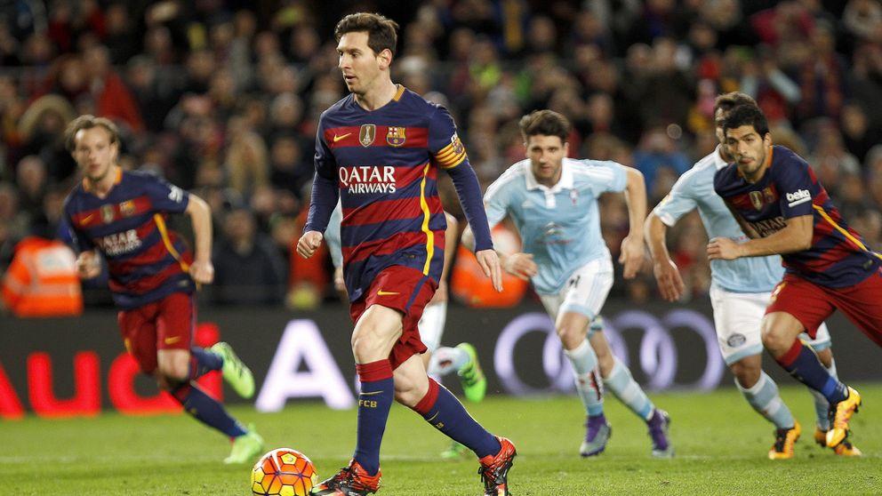 Lo de Messi es un debate periodístico; en el Madrid se quitan los goles entre ellos