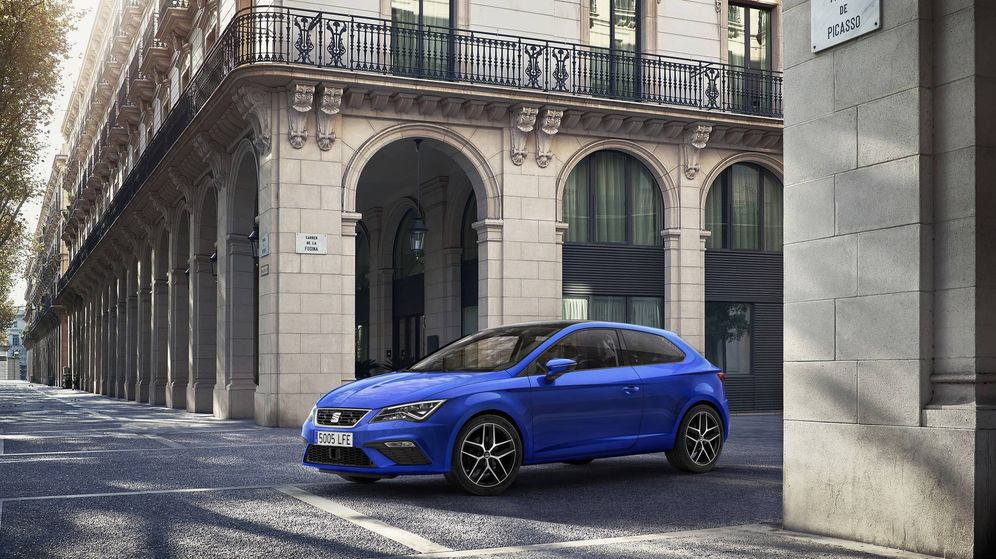 Foto: Seat lidera el mercado español por marcas y también por modelos con el León y el Ibiza.