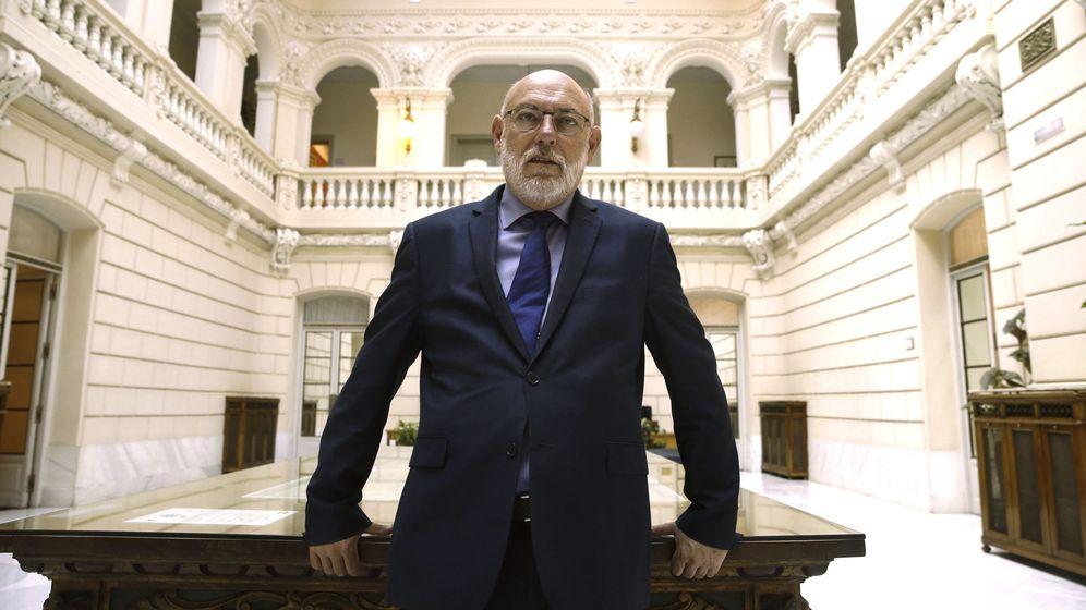 Foto:  José Manuel Maza, fiscal general del Estado. (EFE)