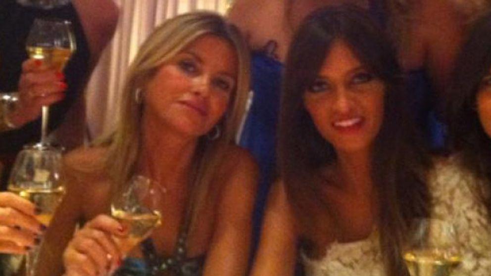 Sara Carbonero, invitada estrella en la boda de Susana Guasch