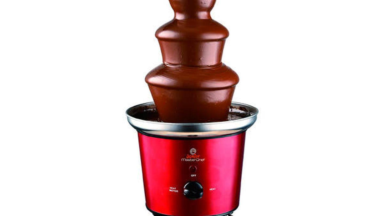 Fuente para todo tipo de chocolates Masterchef junior