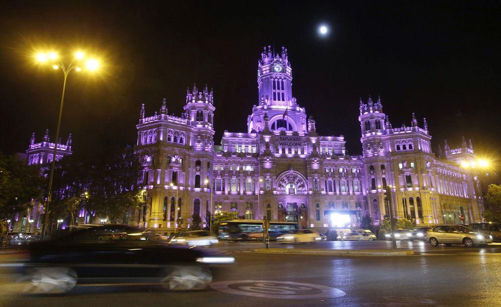 Foto: Madrid ni siquiera aparece como candidata a sacar tajada del Brexit. (EFE)