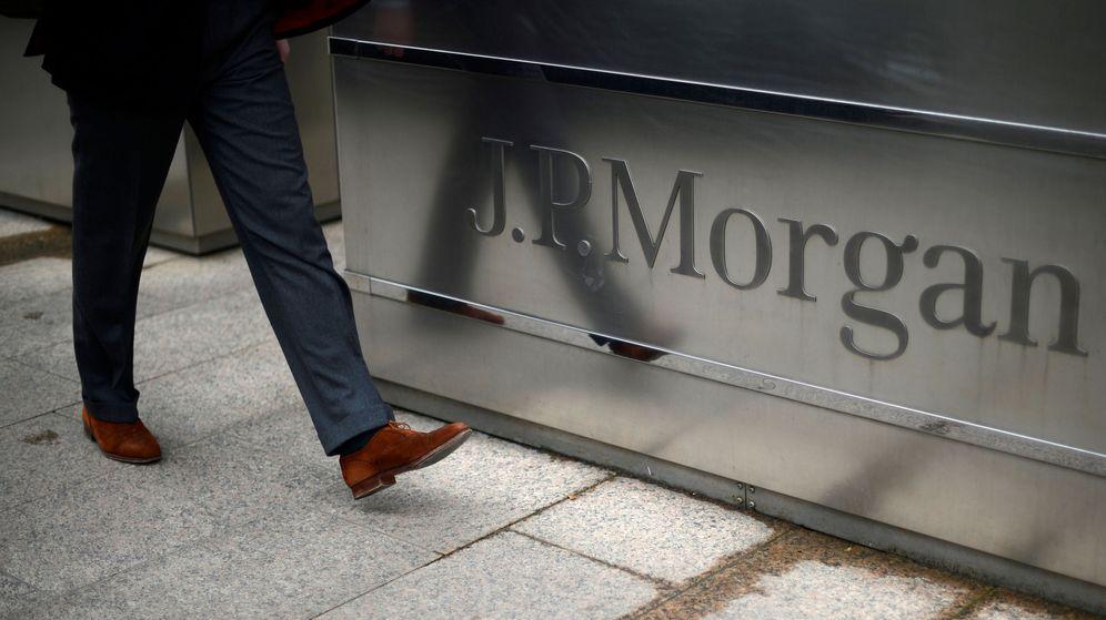 Foto: Oficinas de JP Morgan (Reuters)