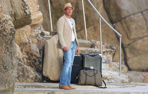 Banderas, anfitrión en Marbella del segundo hombre más rico del mundo