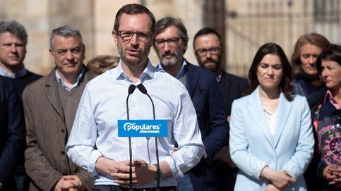 Elecciones generales: Maroto carga contra Sánchez y su gobierno arrodillado
