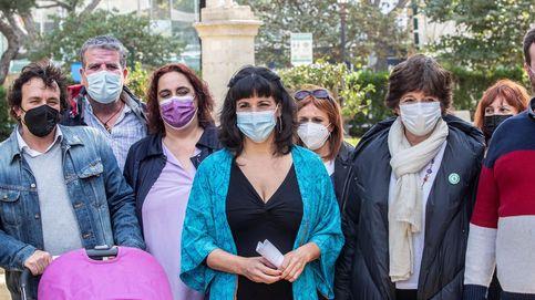 Teresa Rodríguez lanza la refundación de Adelante Andalucía al margen de Podemos e IU
