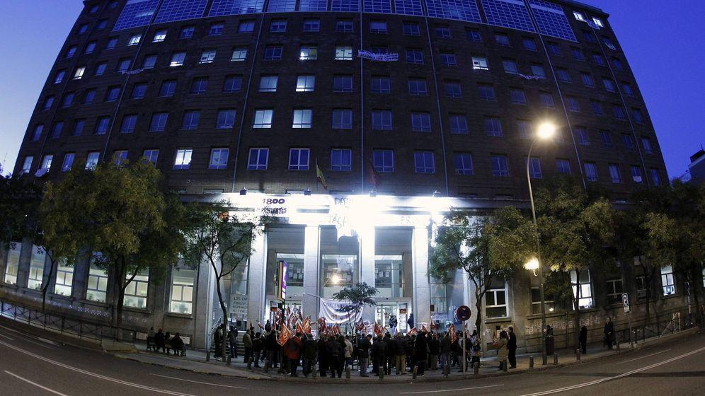 Foto: Fachada principal del Hospital de La Princesa. (EFE)
