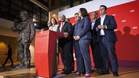 Las regionales alemanas rompen la racha de derrotas del SPD y complican a Merkel