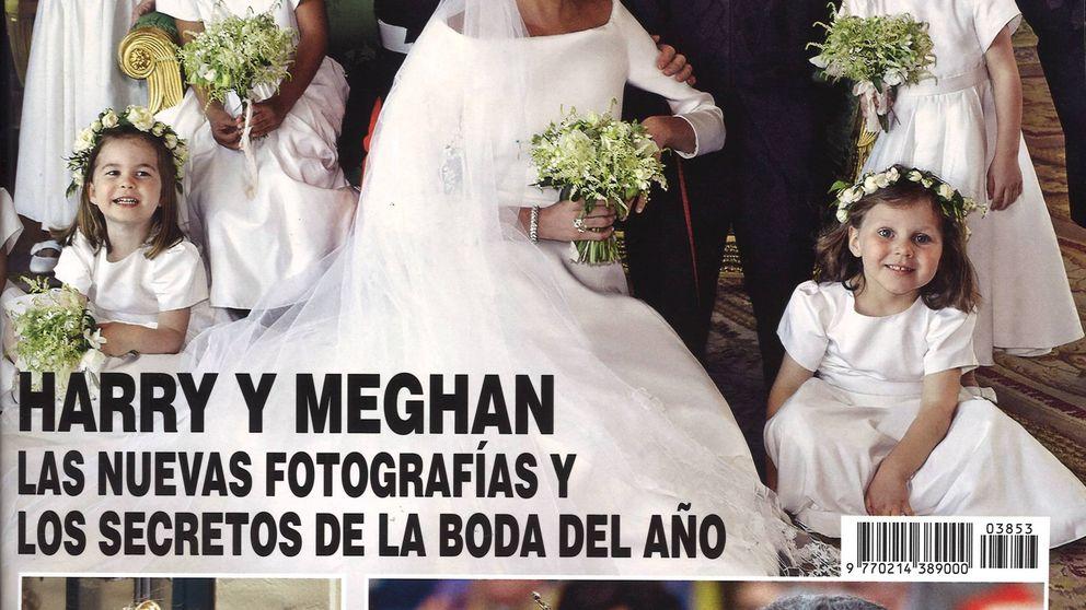 Las nuevas fotos de la boda de Harry y Meghan y la sincera entrevista de Patiño