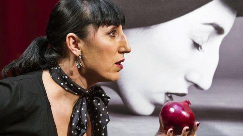 Rossy de Palma: La política en este país es como una mala obra de teatro