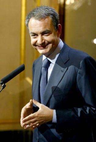 Foto: Zapatero culpa de nuevo de la crisis a EEUU y a las hipotecas 'subprime'