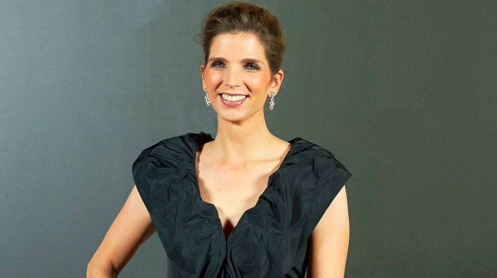 Foto: Margarita Vargas, esposa de Luis Alfonso de Borbón. (Getty)
