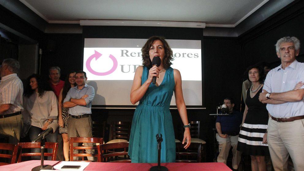 El equipo de críticos de Irene Lozano planea su salida en masa de UPyD