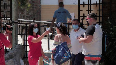 Ceuta mantiene su cierre perimetral y limita las reuniones a dos personas