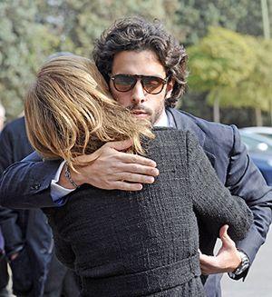 Alonso Aznar reaparece en la vida social madrileña