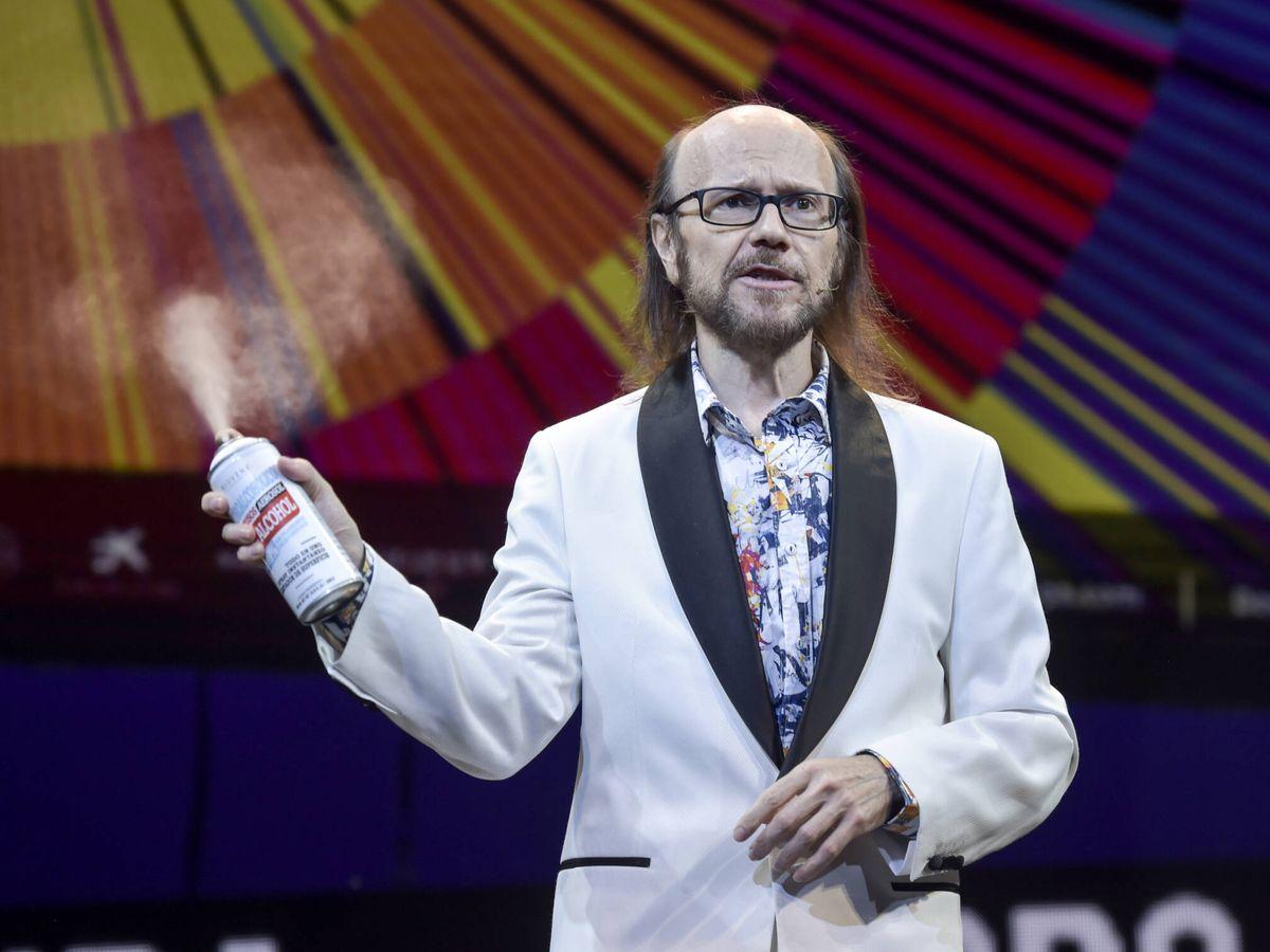 Foto: Santiago Segura, en el Festival de Málaga 2021. (Getty)