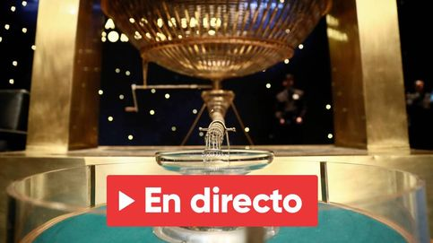 Lotería de Navidad 2018, en directo: sigue en vídeo el sorteo del Gordo