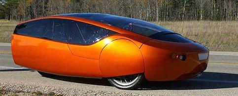 Foto: El primer coche impreso en 3D ya es una realidad