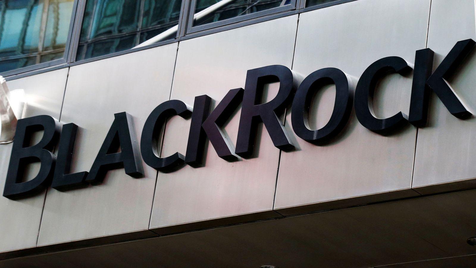 Foto: Sede de BlackRock en Nueva York. (Reuters)