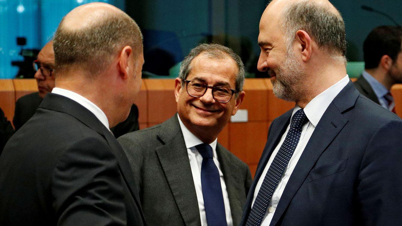El Eurogrupo se prepara de cara a un choque con Grecia e Italia en junio