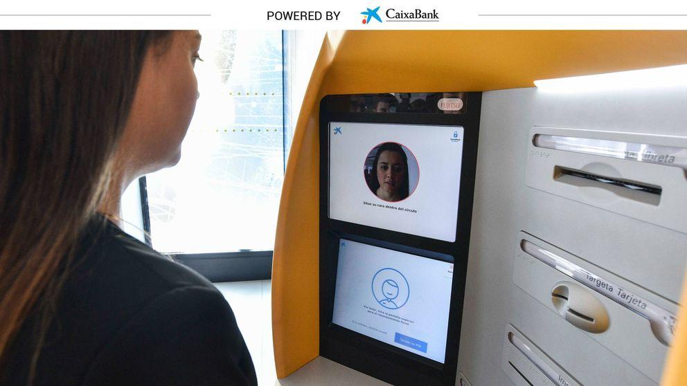 El primer cajero automático del mundo que reconoce tu cara es español
