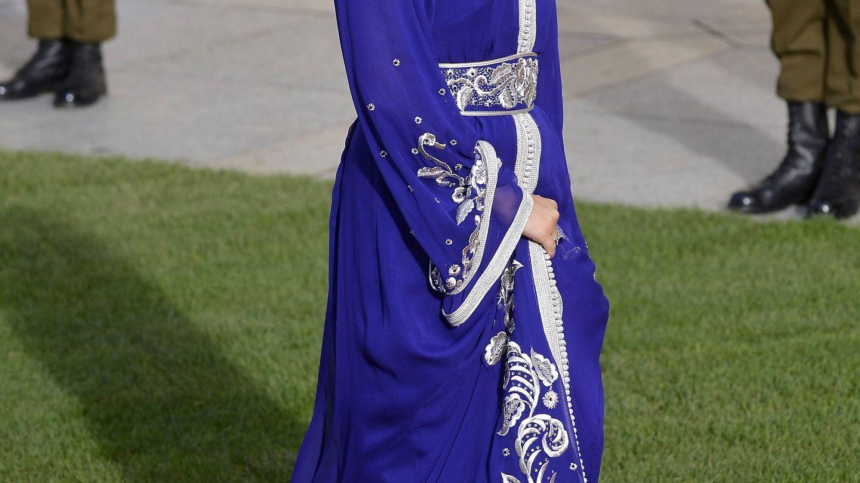 La princesa Lalla Salma de Marruecos, en una imagen de archivo. (EFE)