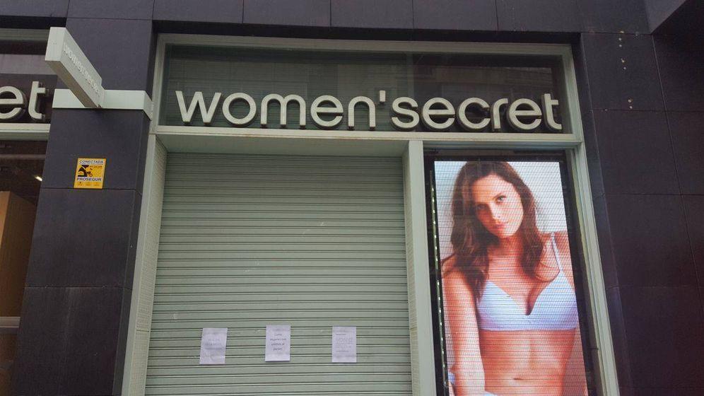 Foto: Women's Secret permanecerá cerrado tres horas hoy (A.P.)