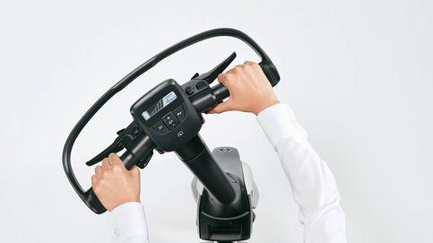 Toyota ya vende en Japón el C+walkT, un eléctrico de tres ruedas para viajar de pie