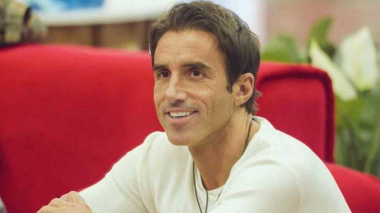 Hugo Sierra, en 'GH 18'. (Telecinco)