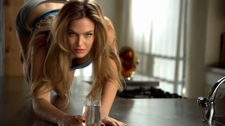 Foto: La modelo Bar Refaeli, en una imagen de archivo (Youtube)