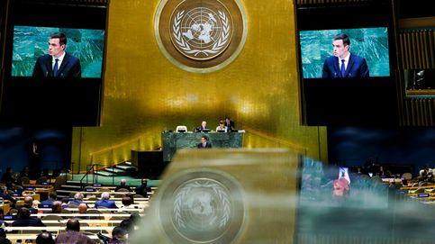 Sánchez hablará en la Asamblea de la ONU el día que se convocan las elecciones del 10-N