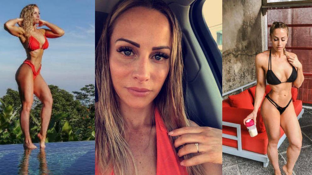 Un sifón de cocina acaba con la vida de la estrella fitness Rebecca Burger
