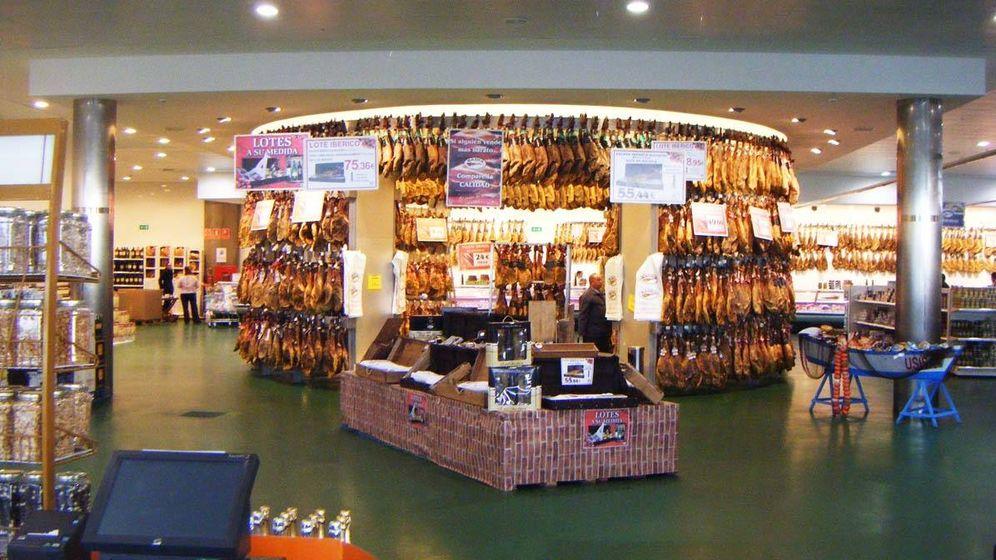 Foto: Una de las tiendas que poseía Badía. (Grupo Badía)