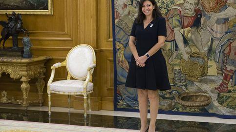 A la alcaldesa de París, Anne Hidalgo, le gusta el cante, el baile y Pedro Sánchez