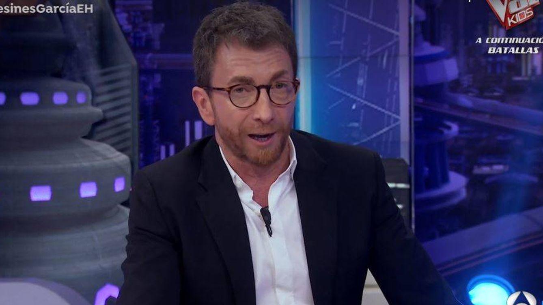 Pablo Motos ('El hormiguero') se enfrenta a las críticas por su entrevista a Abascal