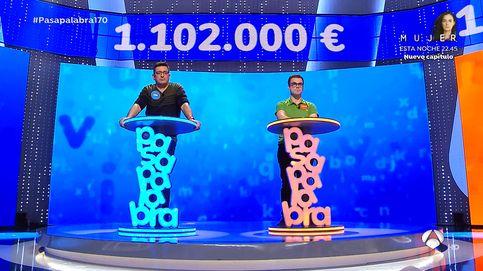 'Pasapalabra': Pablo y Luis, la pareja más competitiva de la historia
