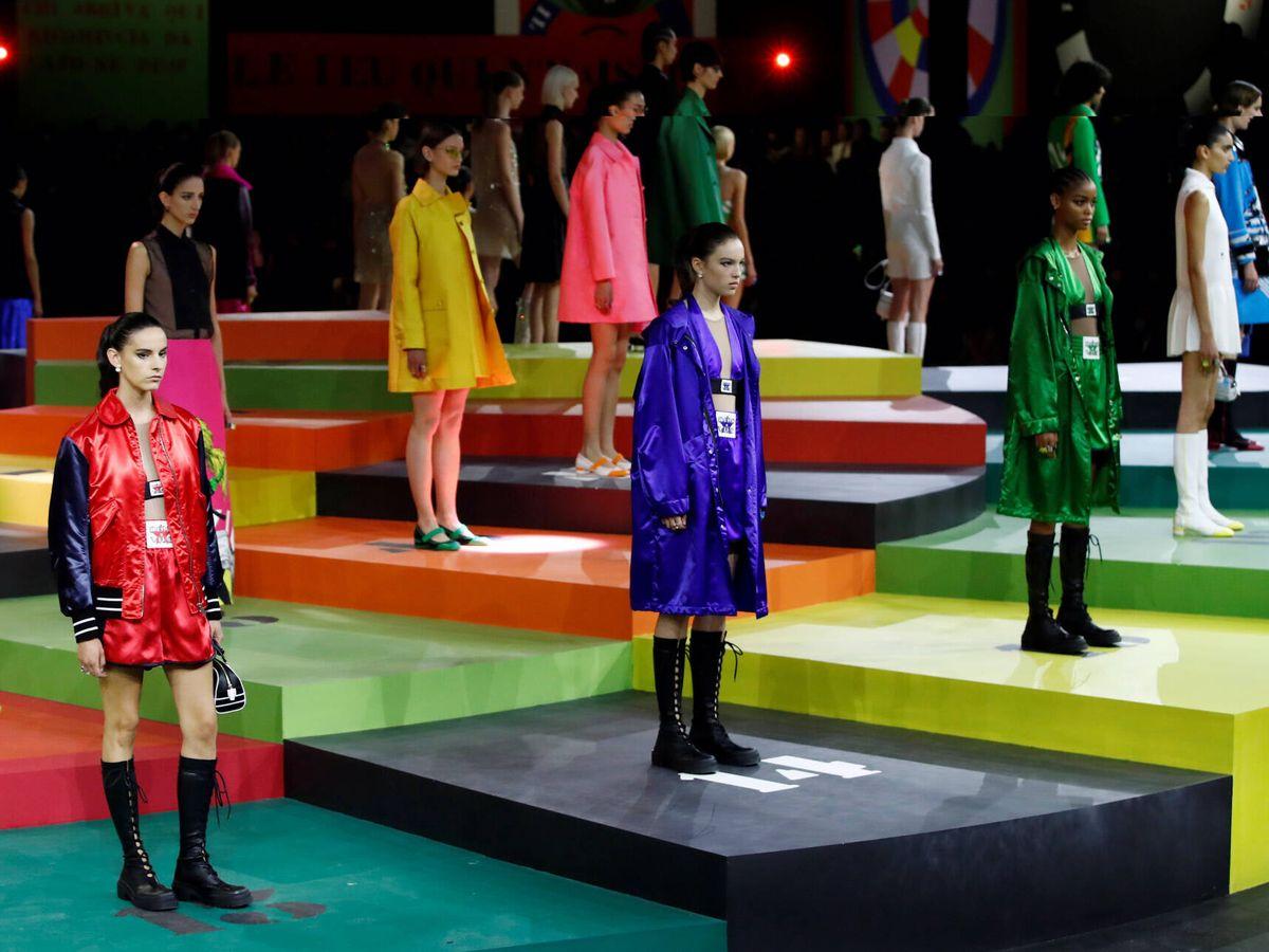 Foto: Desfile Dior. (Gtres)