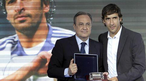 Raúl y su posible vuelta al Real Madrid con Florentino... ¿o contra Florentino?