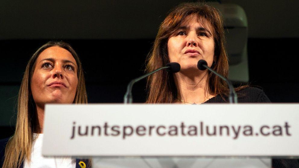 JxCAT pasa a la defensiva  y ahora pide indultos y dinero para cubrir fianzas