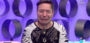 Post de Joao, destrozado: dejado en directo y atacado por Adara en Telecinco