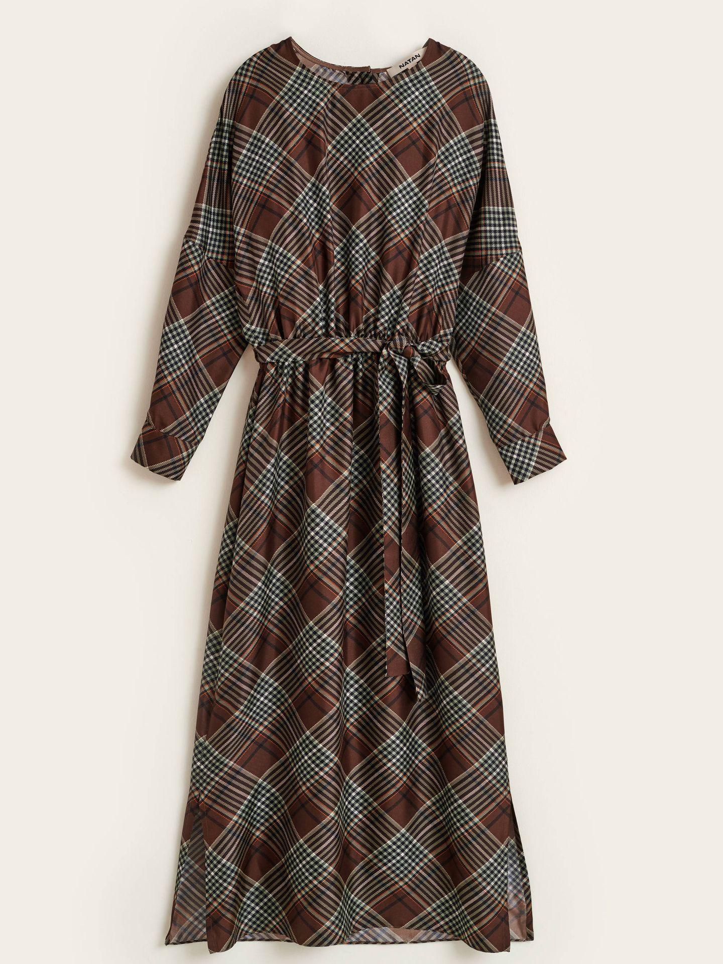 El vestido de Natan. (Cortesía)