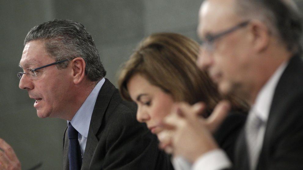 Gallardón aleja aún más la Justicia de los ciudadanos con su reforma