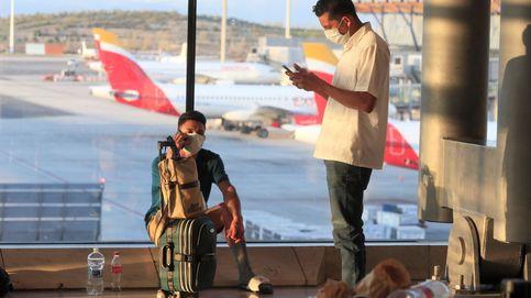 Aena prevé reanudar primero el tráfico aéreo nacional y luego el de la UE y el resto
