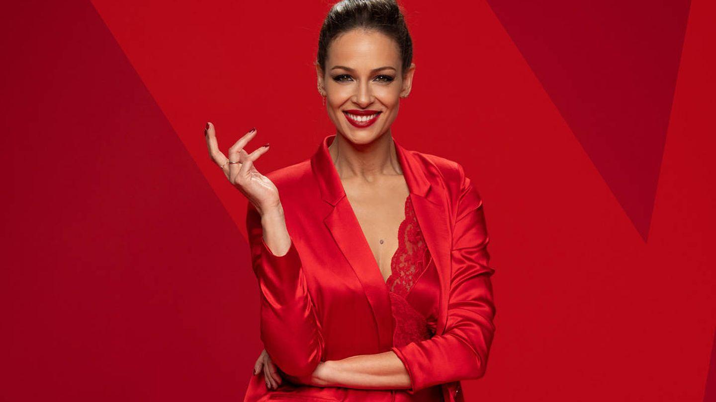 Eva González, presentadora de 'La Voz'. (Antena 3)