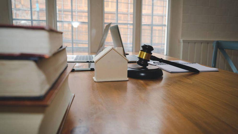 El INE constata que entre abril y junio no hubo embargos de vivienda habitual